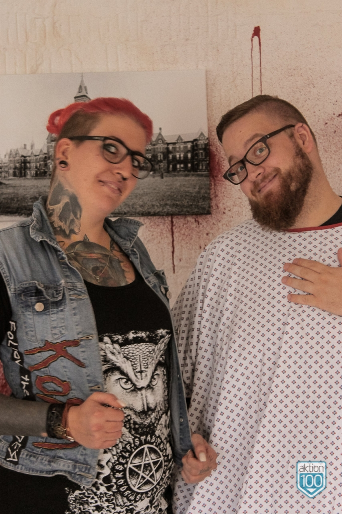 Tattoo Deadpool Unicorn Color Clinic Leipzig