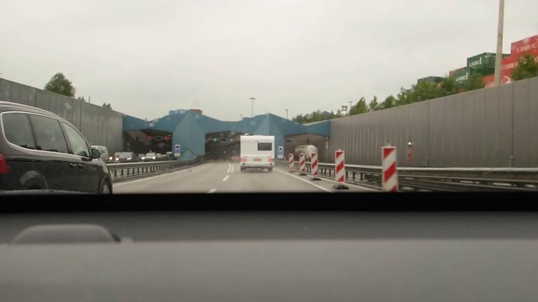 Hamburg und seine Tunnel