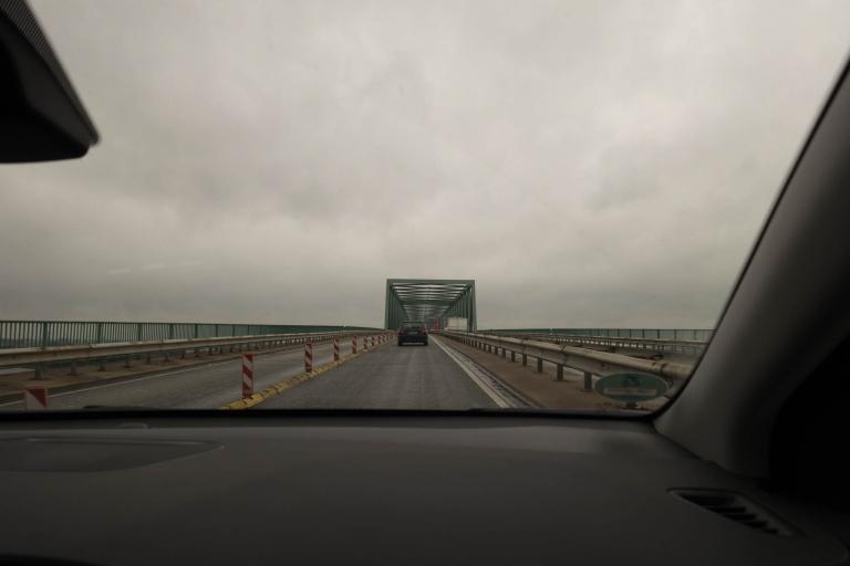 Hochbrücke Brunsbüttel