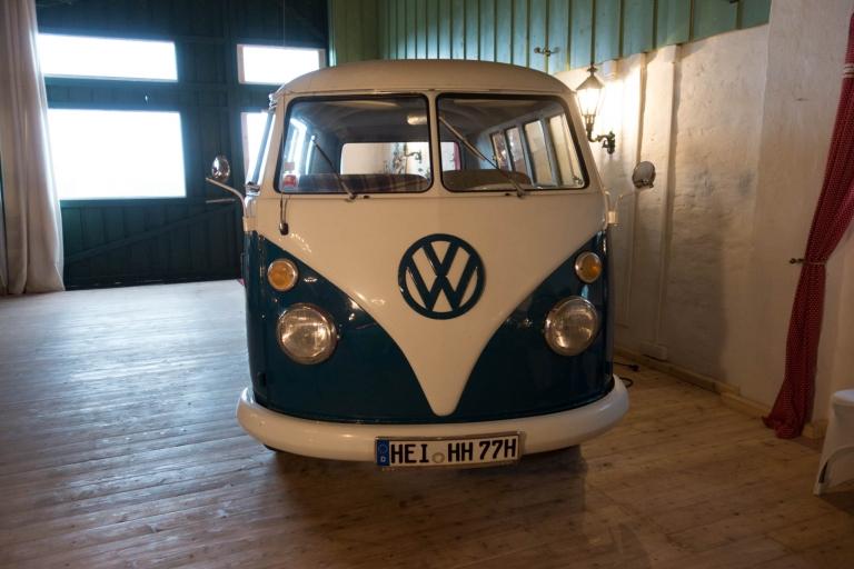 Alter VW-Bulli T1 für die Fotobox