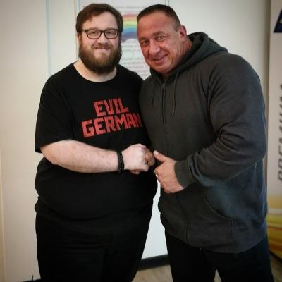 Christian Vogt mit IFBB Pro Markus